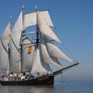 Segelschiff Hendrika_Bartelds